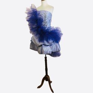 Zam Zam Niki Livas Performance Dress Size 11/12